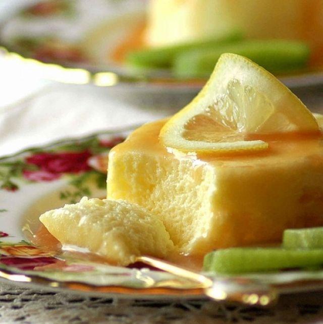 Аэрозоль Souffle de Lemone - Лимонное суфле
