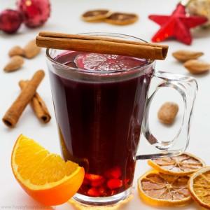 Аэрозоль Warm wine - Горячее вино