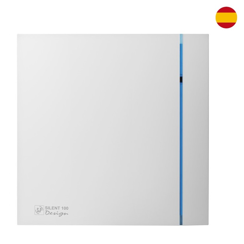 Бытовой вентилятор Soler&Palau Silent - 100 CHZ DESIGN