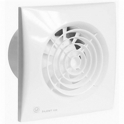 Бытовой вентилятор Soler&Palau Silent - 300 CRZ