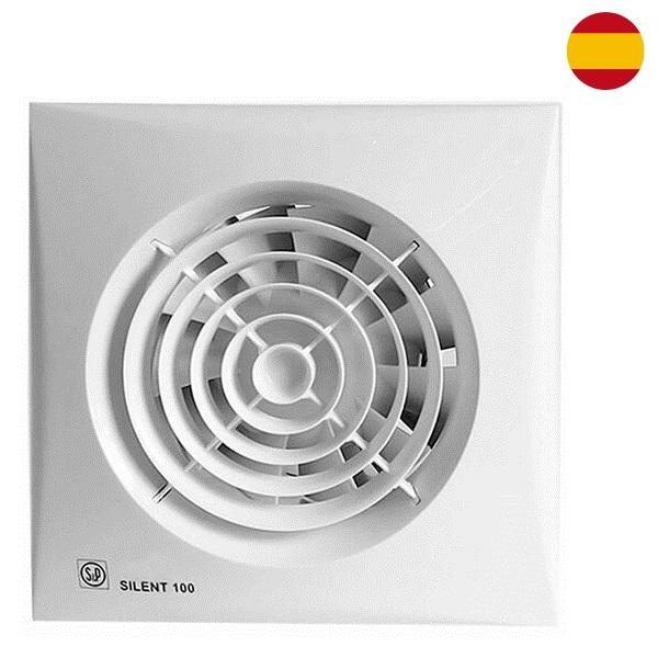 Бытовой вентилятор Soler&Palau Silent - 100 CHZ ECOWATT