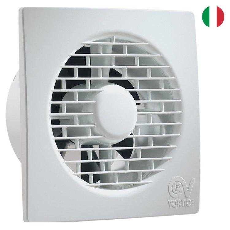 Бытовой вентилятор VORTICE Vort Quadro Micro 80