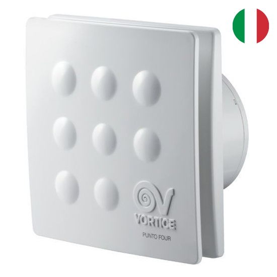 Бытовой вентилятор VORTICE Punto Four MFO 120/5