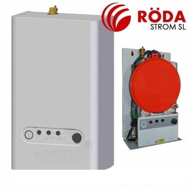 Котел электрический Roda Strom SL08 купить в Украине