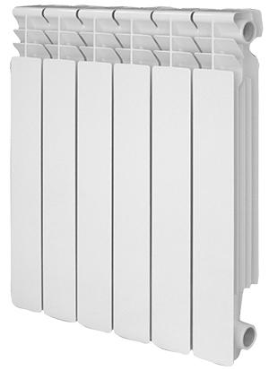 Алюминиевые  радиаторы RODA RAL NSR 024