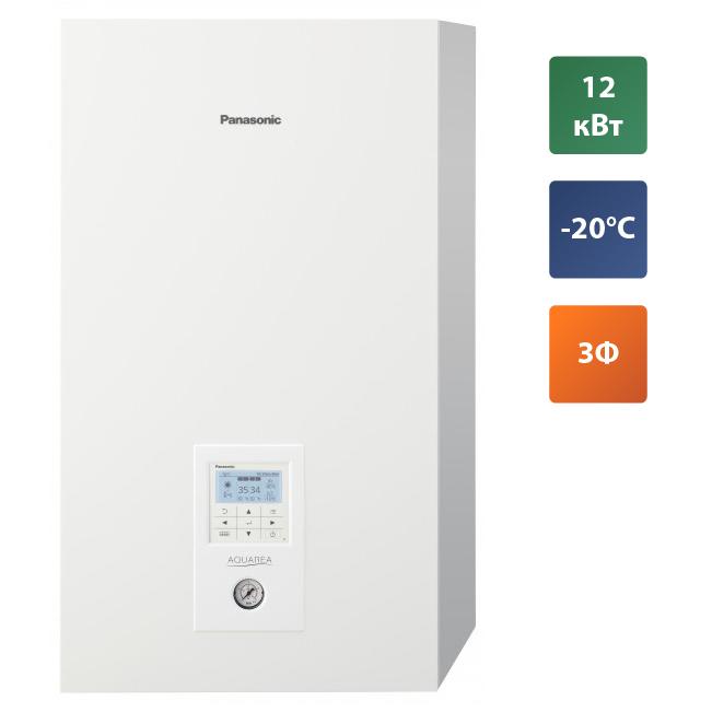 Тепловой насос Panasonic WH-UD12HE8/WH-SDC12H9E8 3ф