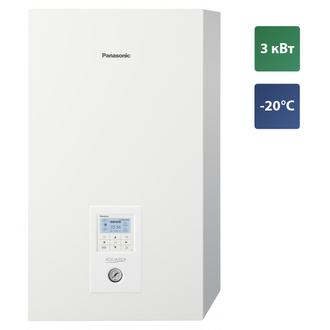 Тепловой насос Panasonic WH-UD03JE5/WH-SDC0305J3E5