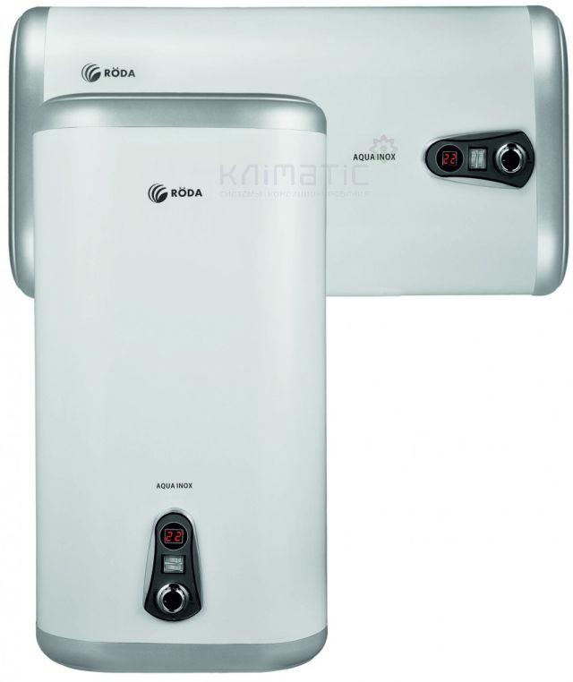 Электрический водонагреватель Roda Aqua INOX50
