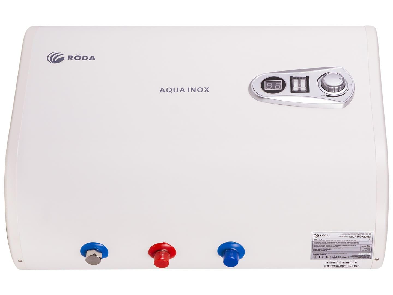 Бойлер Roda Aqua INOX 30 НM горизонтальный