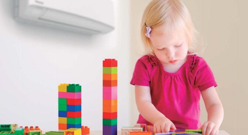 как выбрать кондиционер в детскую комнату