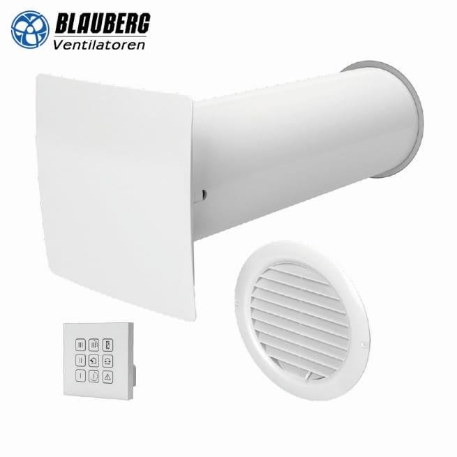 Рекуператор Blauberg Vento Eco A50 S1 Pro