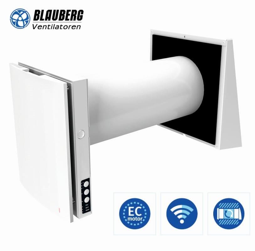 Рекуператор Blauberg Vento Expert A50C3-1 S8 W V.2