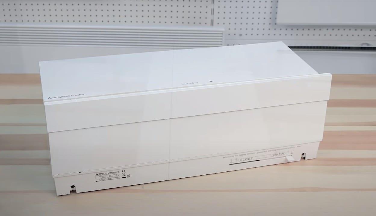 Рекуператор Mitsubishi Electric Lossnay VL-100EU5-E