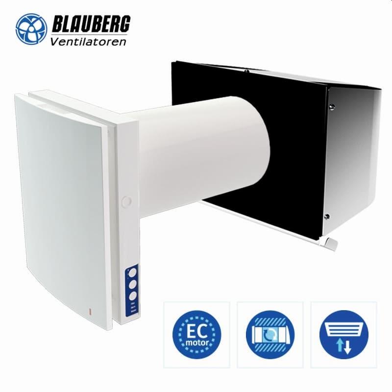 Рекуператор Blauberg Vento Expert A100-1 S W V.2