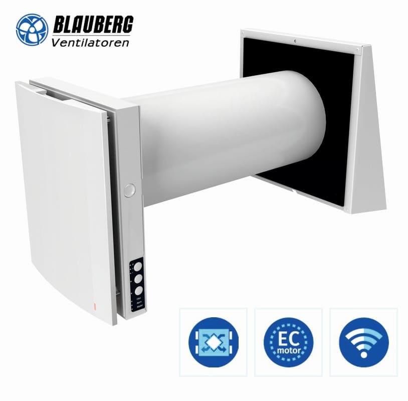 Рекуператор Blauberg Vento Expert A50-1 W