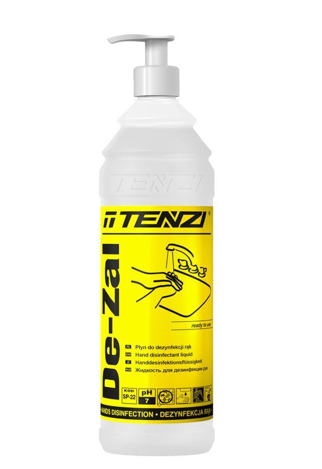 De-Zal TENZI 1л средство для дезинфекции рук