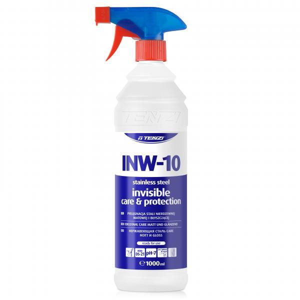 INW-10 TENZI 1л средство для ухода за нержавеющей сталью