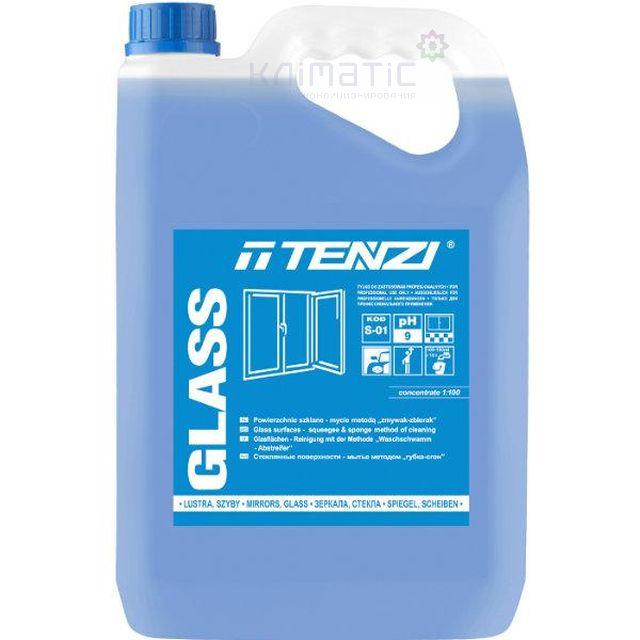 GLASS TENZI 5 л - средство для мытья окон, стекла и зеркал
