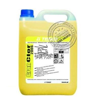 Gran Clor 2006 TENZI 5л средство для мытья и дезинфекции