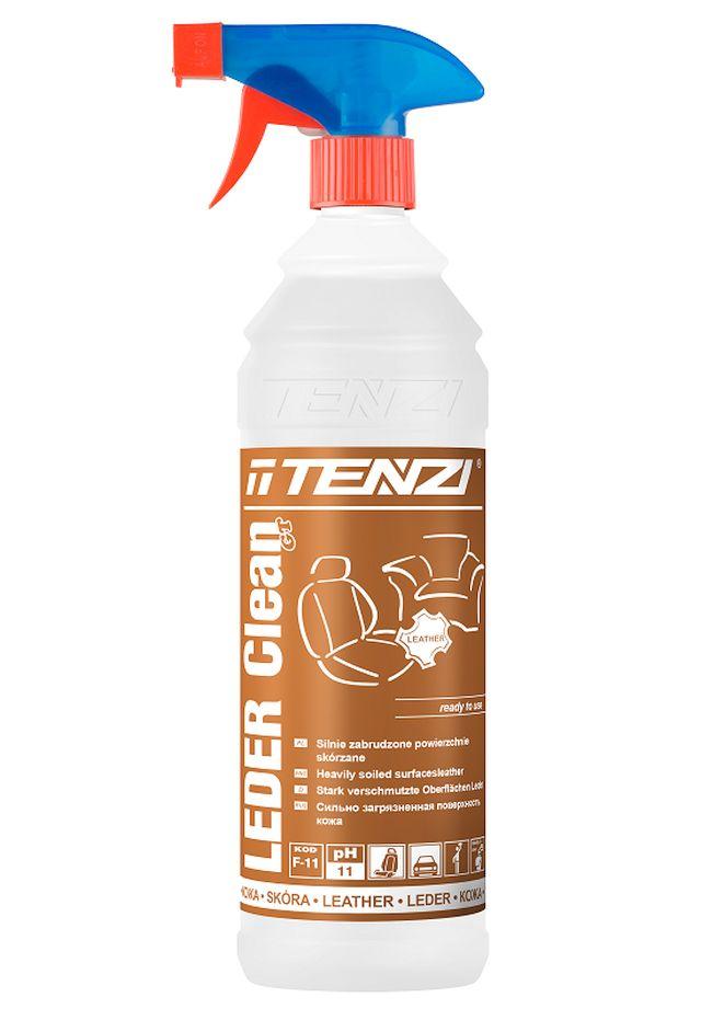 Leder Clean GT TENZI  0.6л для чистки сильнозагрязненной кожи