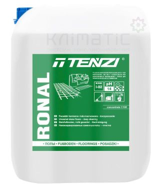 RONAL TENZI 10л средство для удаления сильных загрязнений