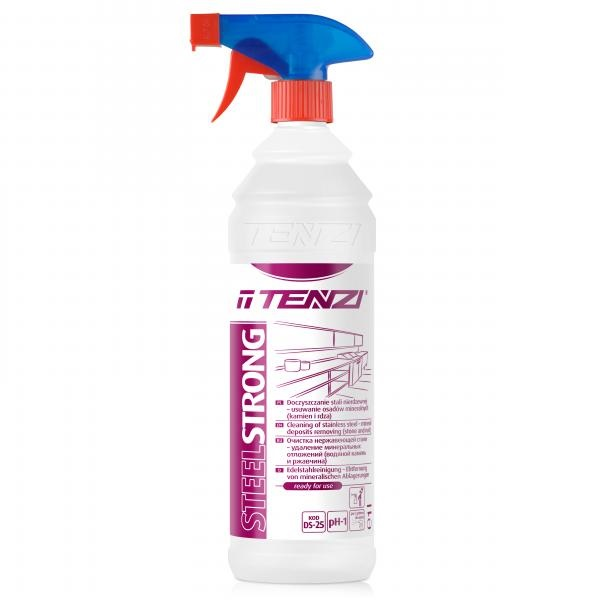 Steel Strong TENZI 0.6л средство для очистки нержавеющей стали
