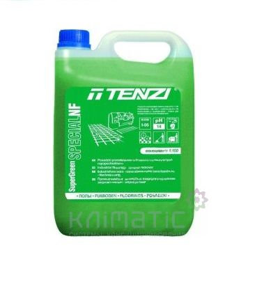 SUPER GREEN SPECJAL NF TENZI  5л  удаление нефтяных загрязнений