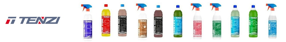 Профессиональные чистящие средства Tenzi