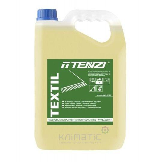Textil TENZI 5л средство для стирки ковров, ковровых покрытий