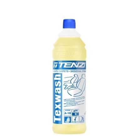 Texwash TENZI 1л средство стирки сидений, ковриков, обивки.