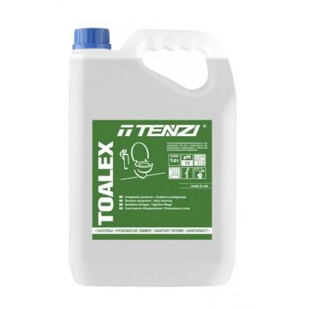 Toalex TENZI 5л для мытья и дезинфекции санитарного оборудования