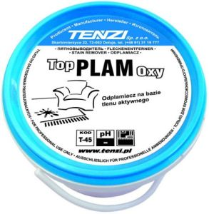 Top PLAM OXY TENZI 0,5 кг пятновыводитель на базе активного кислорода