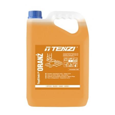 Topefekt Oranz TENZI 10 л - средство для мытья напольных покрытий