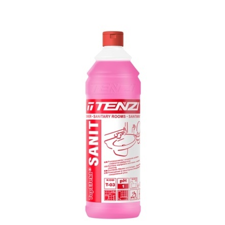 TopEfekt SANIT TENZI 1л - ежедневное мытье санузлов