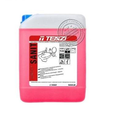 TopEfekt SANIT - 5 л - средство для ежедневного мытья санузлов