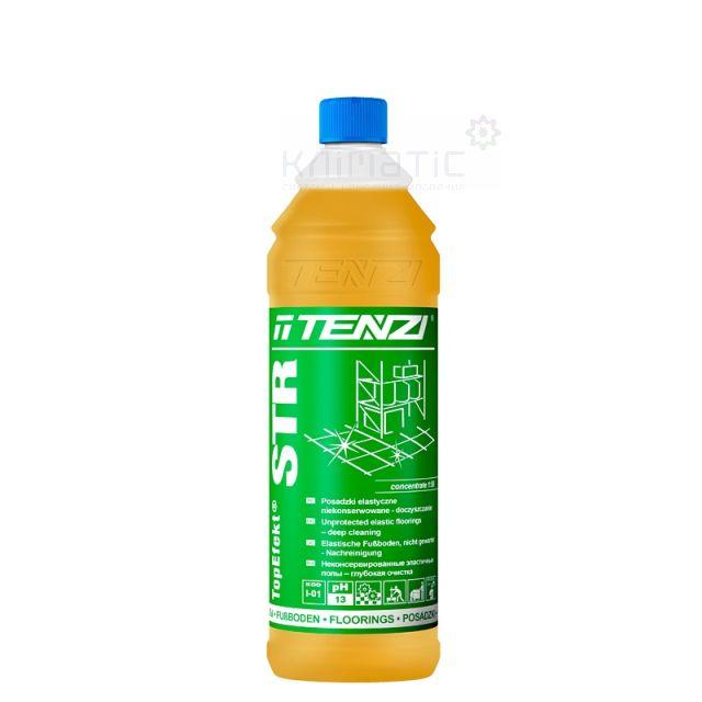 TOPEFEKT STR TENZI 1л для мытья эластичных полов и выведения пятен