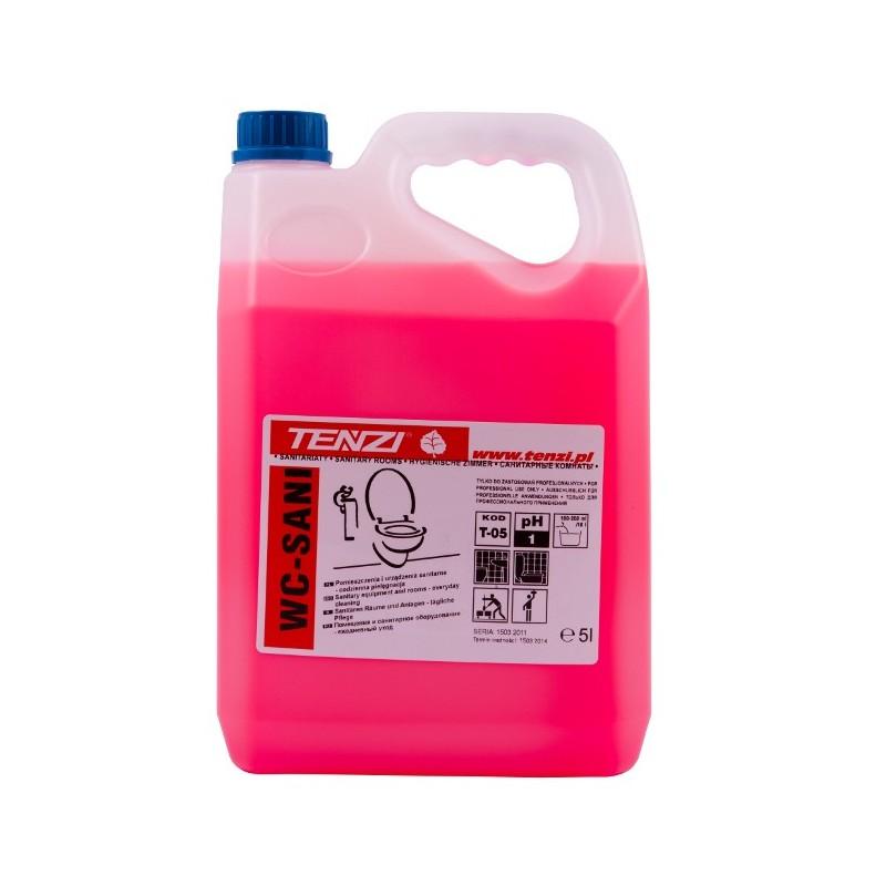 WC SANI TENZI 5л средство для чистки и ухода за санузлами